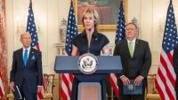 ممثلة أمريكا بالأمم المتحدة: دولة ستنضم للسلام مع إسرائيل خلال يوم أو يومين