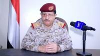 وزير الدفاع: الجيش عازم على المضي في معركة إسقاط الانقلاب