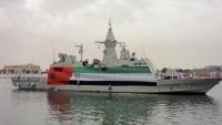 وصول سفينة إماراتية مجهولة الحملولة إلى سقطرى