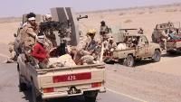 تجدد الاشتباكات بين قوات الحكومة اليمنية ومليشيات الانتقالي في أبين