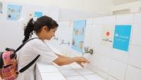 بدعم من اليابان.. يونيسف تأهل المرافق في 120 مدرسة في اليمن