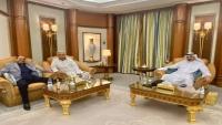 مدير أمن عدن السابق شلال شائع يصل الرياض