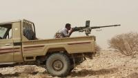 الجيش اليمني يحرر مواقع جديدة ويتقدم صوب الحزم بالجوف