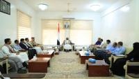 نزول ميداني للصليب الأحمر في سجون مأرب لحصر أسرى الحوثيين