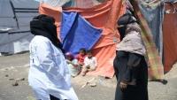 يونيسف: نزوح قرابة مليوني طفل يمني منذ اندلاع الحرب