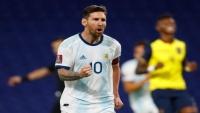 ميسي يقود الأرجنتين للفوز بتصفيات مونديال قطر 2022 وسواريز يسجل بفوز أوروغواي على تشيلي