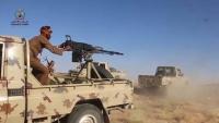 مقتل 7 من عناصر الحوثي بنيران الجيش في مأرب