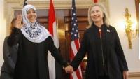 توكل كرمان تعلق على مذكرات كلينتون: طلبت من السفير الأمريكي عدم اللقاء بصالح