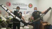 """اعتبروه مخدرات.. ضبط 420 كيلوغراما من نبتة """"القات"""" في مطار إسطنبول (ترجمة خاصة)"""
