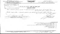 مكتب الصحة بحضرموت ينهي التعاقد مع مستشفى الشهيد الجريري