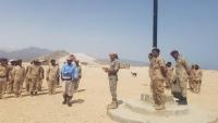 المنطقة العسكرية الثانية تؤكد الجاهزية العالية لقواتها المكلفة بحماية الشركات النفطية