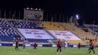 """""""إلا رسول الله"""" تزين ملاعب قطر والكويت.. ونجوم الرياضة يعلنون رفضهم تصريحات ماكرون"""