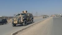 وصول قوة عسكرية سعودية لأبين ضمن اتفاق الرياض