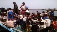 إرتيريا تفرج عن 60 صياداً يمنياً بعد عام من اعتقالهم