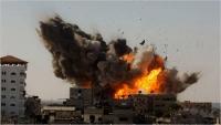غارات للتحالف تستهدف مواقع للحوثيين في صنعاء