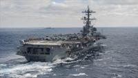 سي إن إن: قرار بسحب حاملة طائرات أمريكية من الخليج