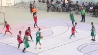 نادي حضرموت يدين القرارات التعسفية لاتحاد السلة
