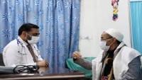 الصحة: إصابة واحدة بكورونا و16 حالة اشتباه