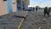 ارتفاع إحصائية قتلى تفجيرات مطار عدن إلى 27
