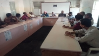 اجتماع بالمكلا يؤكد التصعيد ورفع دعوى قضائية للمطالبة بفتح مطار الريان