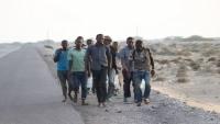 الهجرة الدولية: أكثر من 37 ألف من المهاجرين الأفارقة وصلوا إلى اليمن في 2020