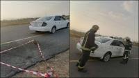 السعودية: إصابة ثلاثة مدنيين بقذائف حوثية سقطت في جازان