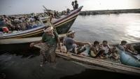 إريتريا تنقذ 12 صيادا يمنيا بعد يومين من فقدانهم بالبحر الأحمر