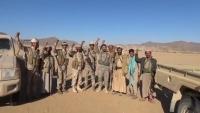 الجيش الوطني يستعيد مواقع عسكرية في صعدة