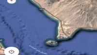 التحالف يدفع بقوات عسكرية ومعدات إلى جزيرة ميون