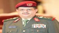 وزير الدفاع يصل سيئون بعد لقاءات تشاورية مع القيادة العليا في الرياص