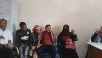 أمن حضرموت يشترط على منظمي الوقفة الاحتجاجية المعتقلين التوقيع على تعهدات للإفراج عنهم