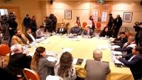 الحكومة تتهم الحوثيين بإفشال مشاورات تبادل الأسرى بعد رفعهم من قائمة الإرهاب