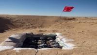 شبوة.. إتلاف 8500 من الألغام الحوثية ومخلفات الحرب