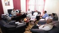 بن حبريش يرحب باعتزام إندونيسيا افتتاح قنصلية لها في حضرموت