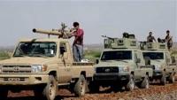 مصرع قيادي حوثي في معارك مع الجيش الوطني غربي تعز