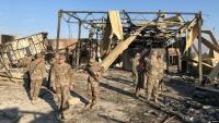 تضم قوات أميركية.. استهداف قاعدة عين الأسد العراقية بـ10 صواريخ غراد