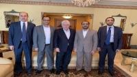 مصدر دبلوماسي: غريفيث سيلتقي قيادات حوثية في مسقط اليوم الخميس
