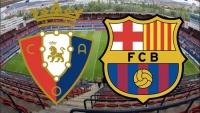 برشلونة الإسباني يحرز فوزاً بهدفين نظيفين على مرمى أوساسونا