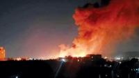الهجرة الدولية تعلن وفاة 8 مهاجرين وإصابة 170 آخرين بحريق في مركز احتجاز بصنعاء