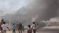 لحج.. استمرار الاحتجاجات وأعمال الشغب لليوم الثالث للمطالبة بتحسين الخدمات