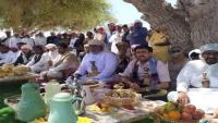 قبائل المناهيل بحضرموت تستقل قيادات في المجلس العام لأبناء المهرة وسقطرى ولجنة الاعتصام