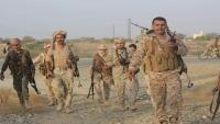 عملية عسكرية لقوات الجيش الوطني في حجة استباقا لهجوم حوثي