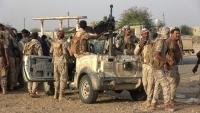 حجة.. الجيش الوطني يسيطر على عدد من المواقع في جبهة عبس