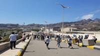 مغردون عن اقتحام الانتقالي لمقر الحكومة في عدن:  تخادم مليشاوي يستهدف الشرعية