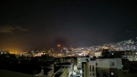 تعز.. مدفعية الجيش الوطني تستهدف مواقع للحوثيين شرق المدينة