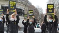 احتجاجات في فرنسا ضد بيع الأسلحة الفرنسية للسعودية والإمارات