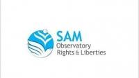 """""""سام"""" تدعو المجتمع الدولي للتدخل لإطلاق سراح موقوفين بسجن المكلا حاولوا الانتحار"""