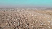 نزوح جماعي من مخيمات في مأرب جراء استهداف الحوثيين لها بأكثر من 30 قذيفة