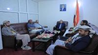 أبو الغيث: القيادة السياسية والتحالف عازمان على استكمال تحرير اليمن