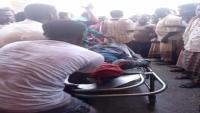 السلطة المحلية بحضرموت تنفي إطلاق حراسة المحافظ النار على متظاهرين